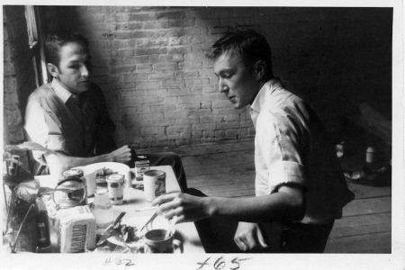 Muzenkoppels #7 | Robert Rauschenberg & Jasper Johns