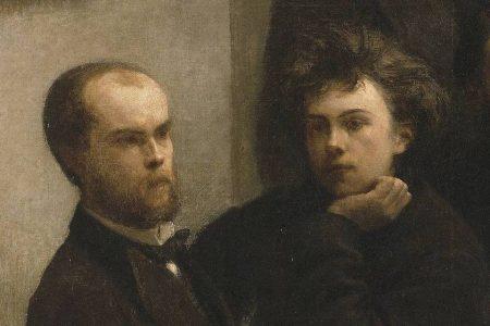 Muzenkoppels #2 | Arthur Rimbaud & Paul Verlaine