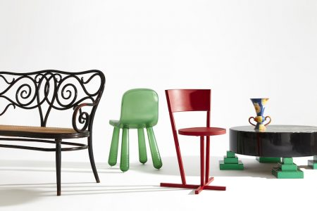 Van Thonet tot Dutch Design