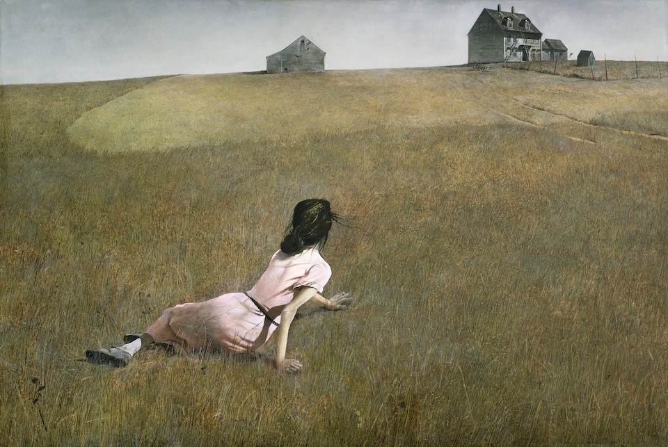 Christina's World, Andrew Wyeth (1948)