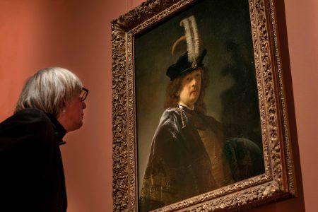 Oog voor het oor, de oren van Rembrandt door de ogen van Jan van Driel