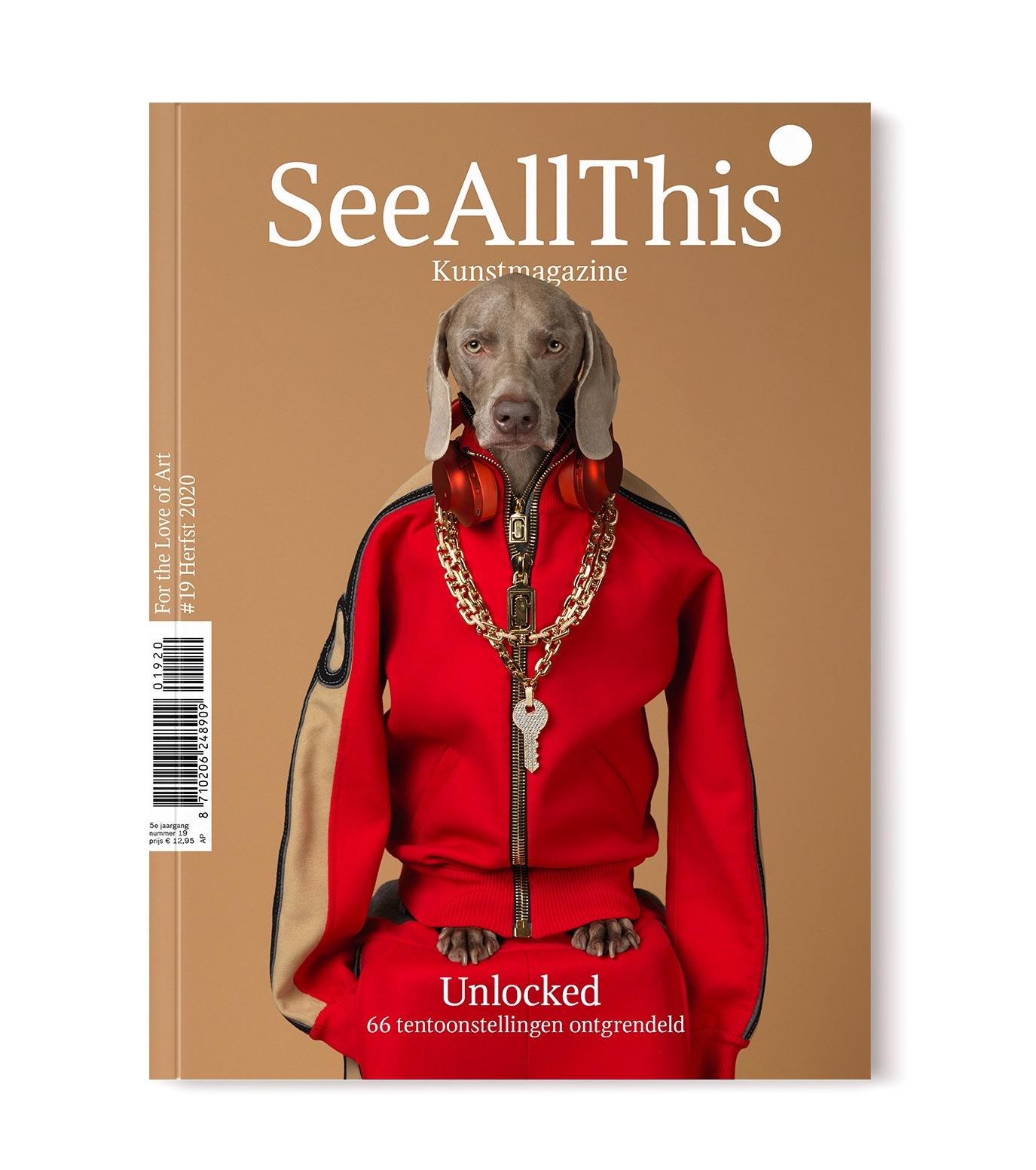 See All This herfstnummer 2020 cover