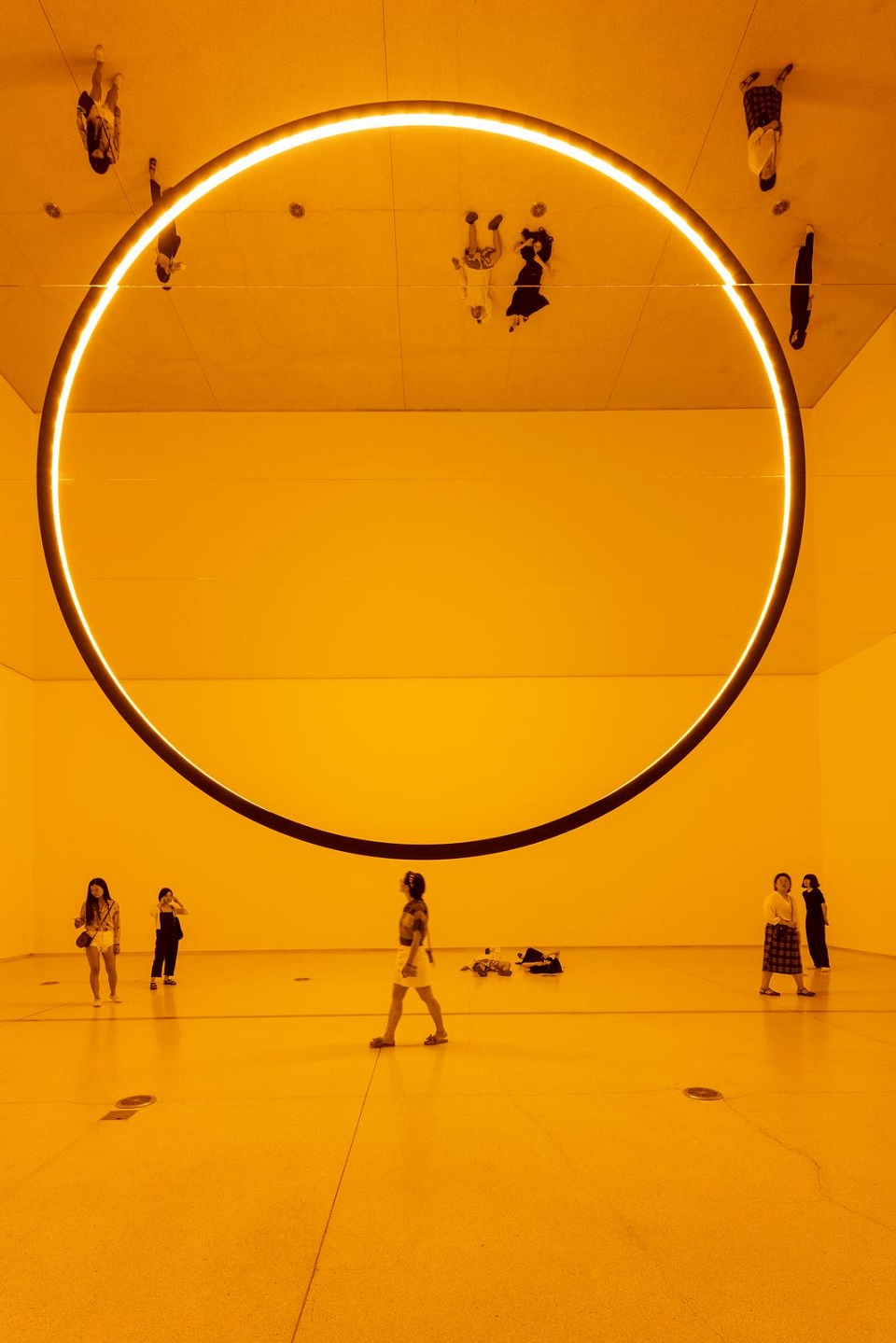 Olafur Eliasson, The unspeakable openness of things, 2018