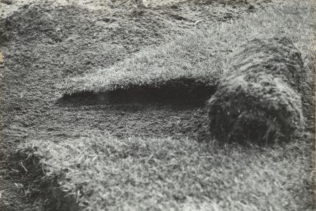 Jan Dibbets - Constructies in het Landschap 1967-1968
