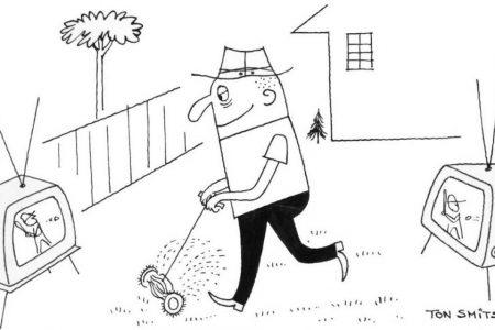 Ton Smits: A Dutchman in New York
