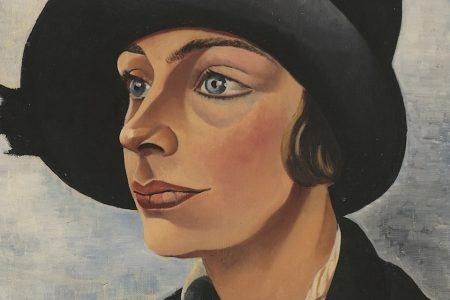 Who is she? Portretten Vertellen